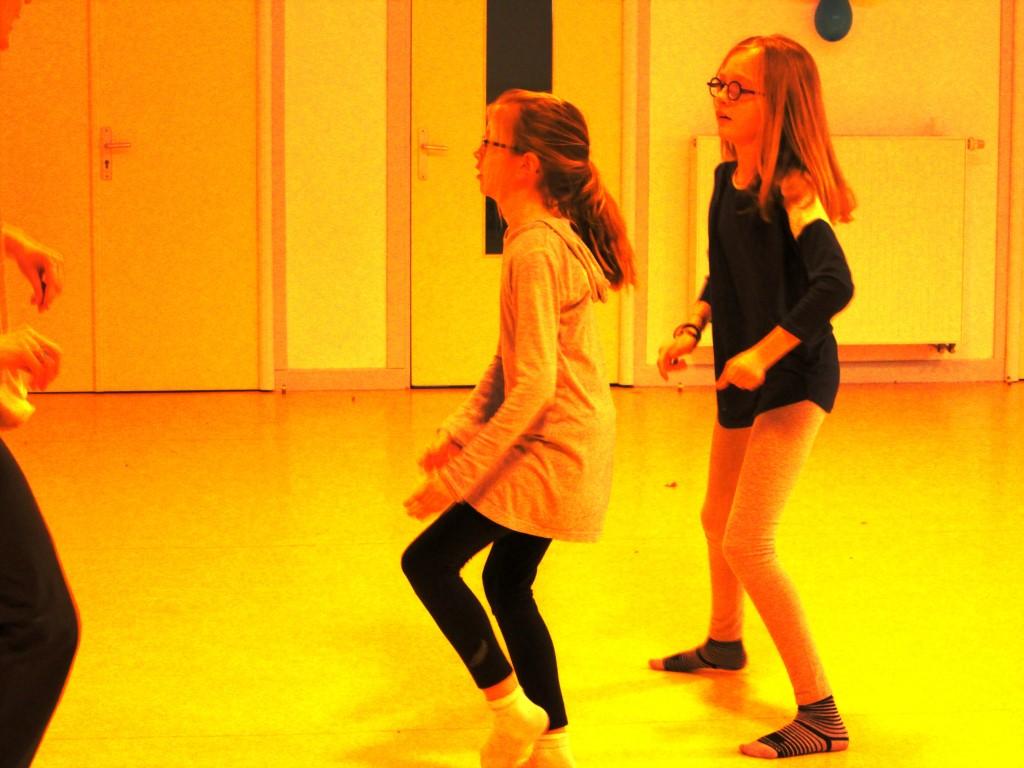 Activités Danse