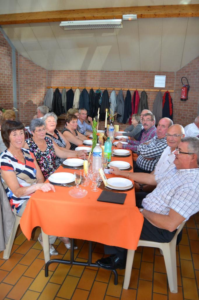 Le Banquet des Aînés 2014