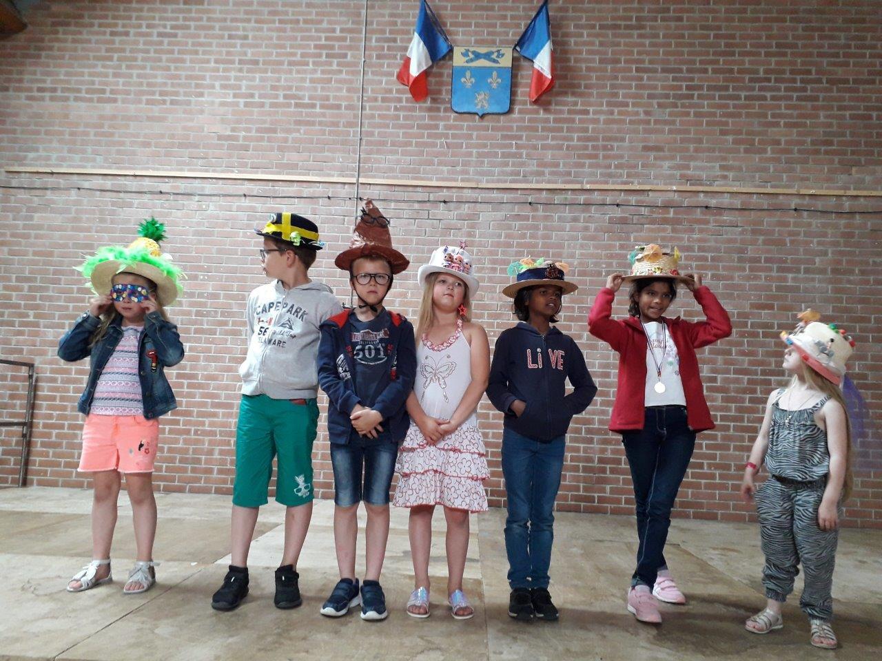 Chapeaux décorés (2)