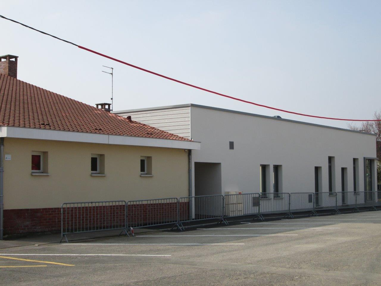extension école