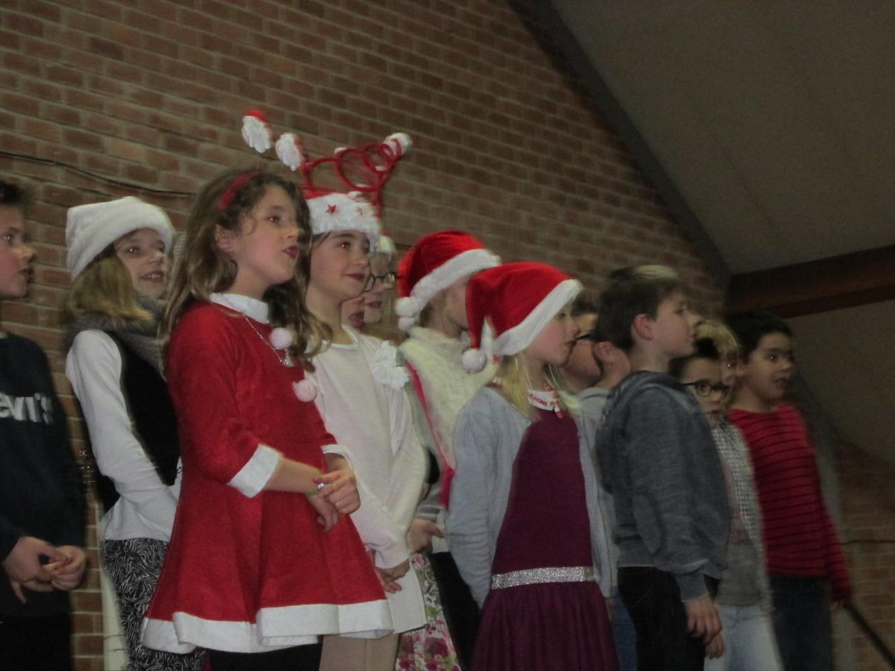 Fête de Noël de l'école