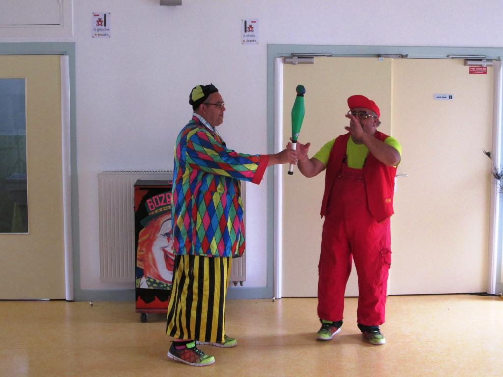 Spectacle de clowns (11)