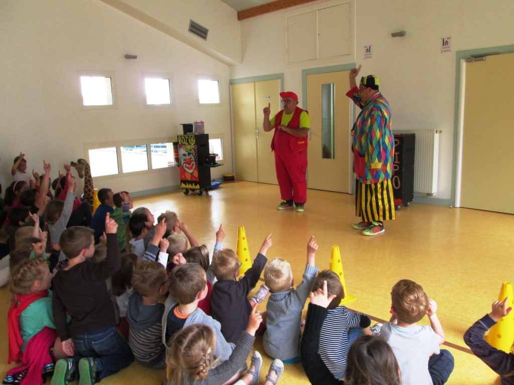 Spectacle de clowns (4)