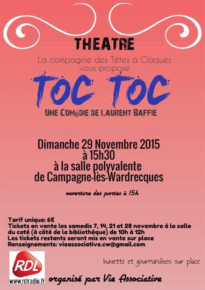Affiche theatre