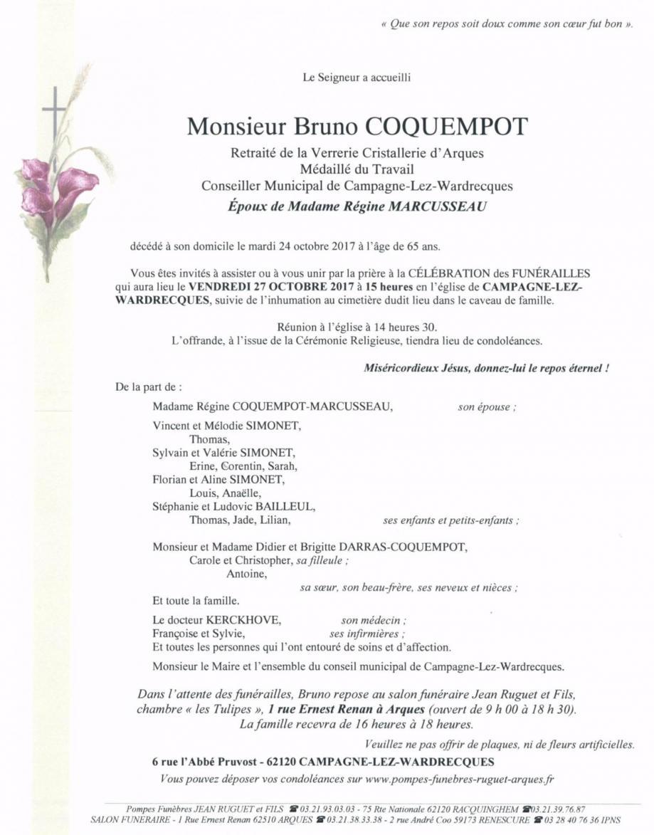 Bruno coquempot