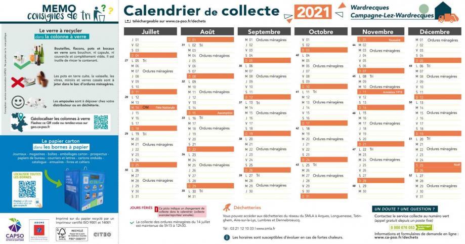 Campagne collecte 2021 2