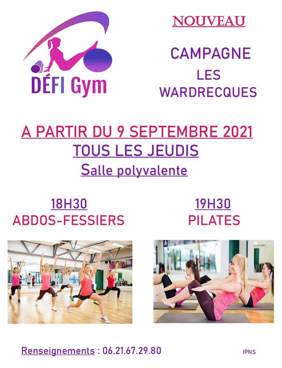 Defi gym clw 2021