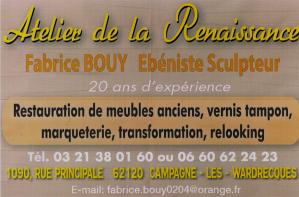 Fabrice bouy 1