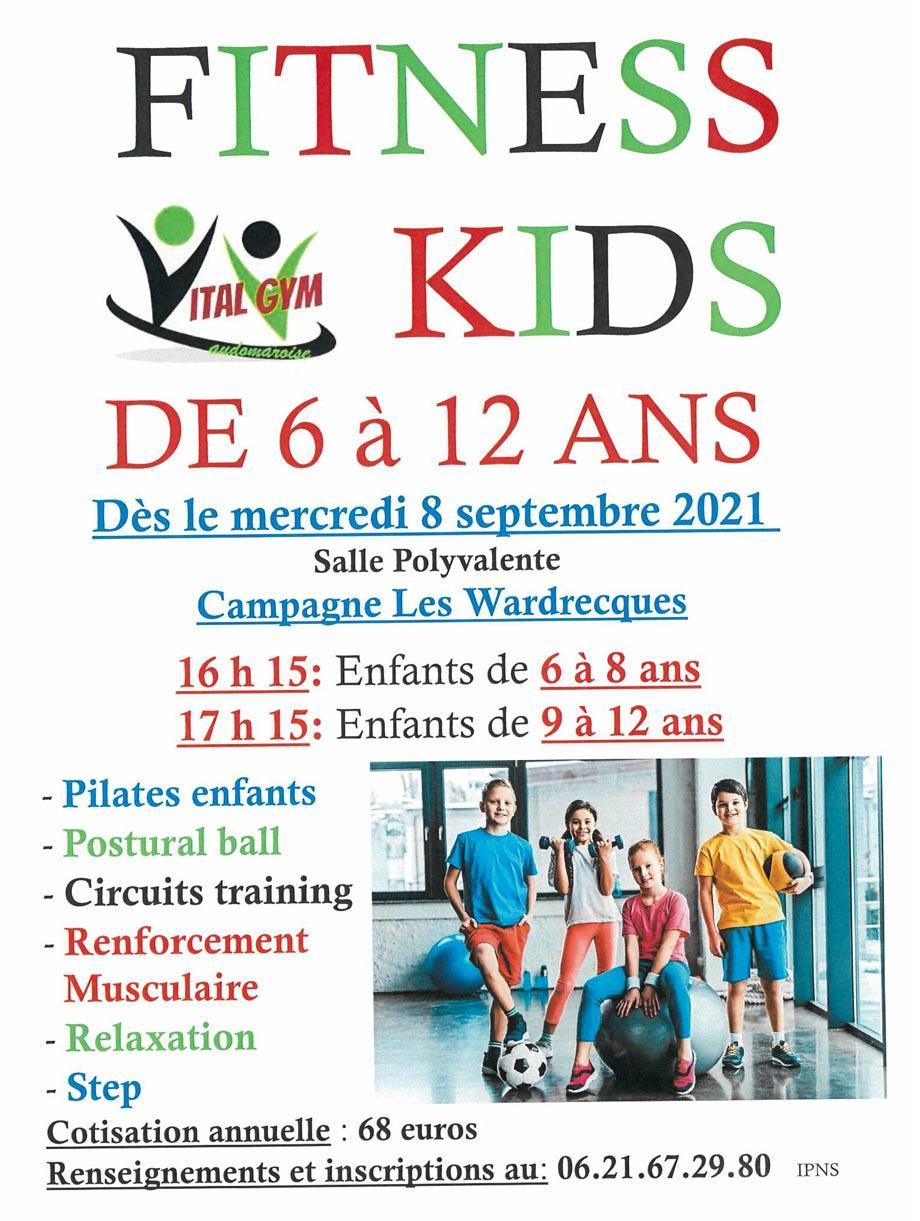 Fitness kids