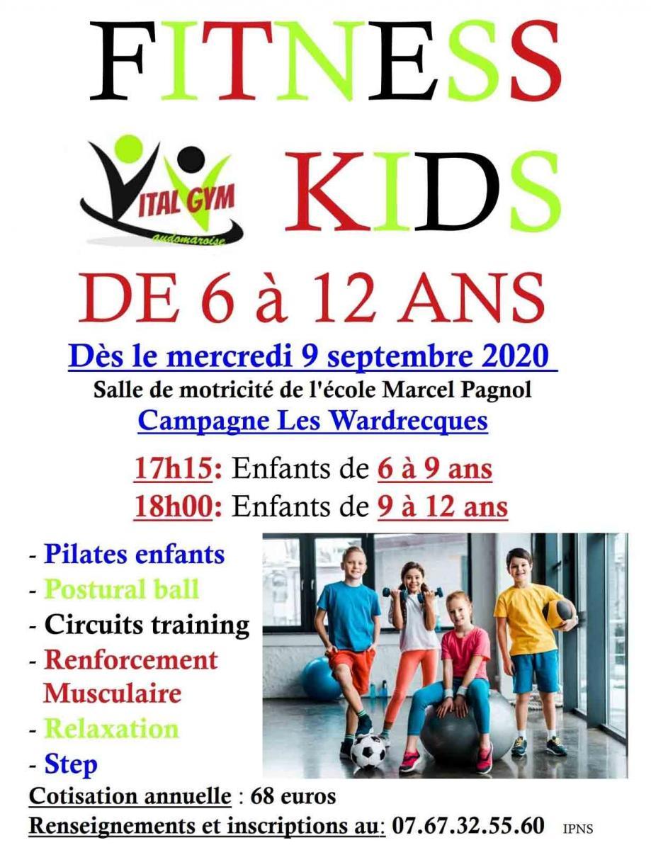 Flyer fitness kids 20 fb 1