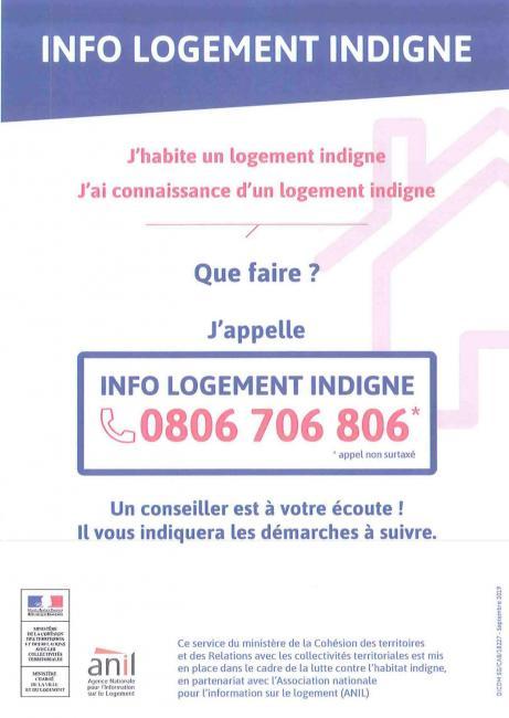 Info logement 1