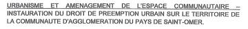 Instauration d droit de preemption urbain dpu 1