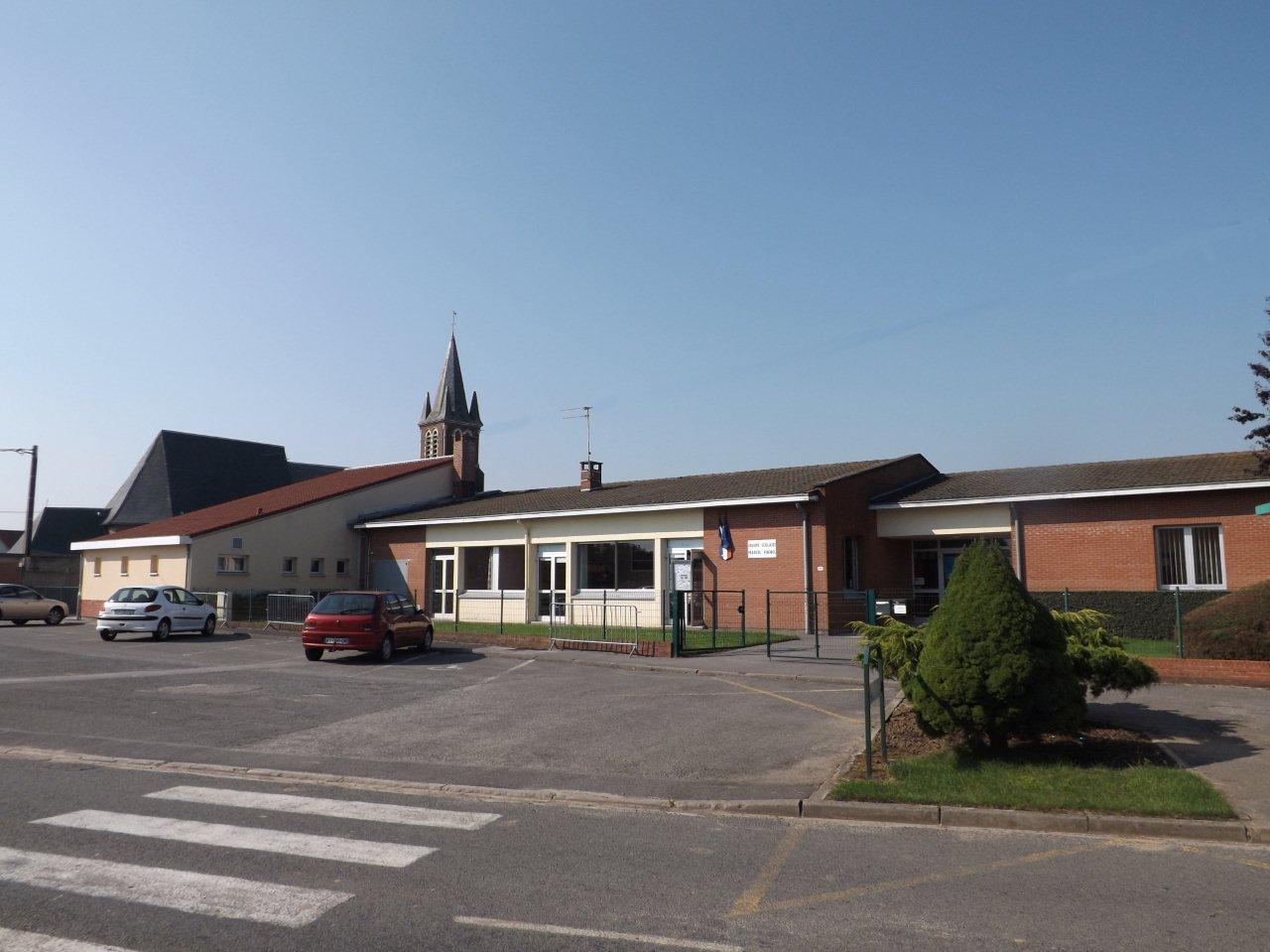 L'école Marcel Pagnol