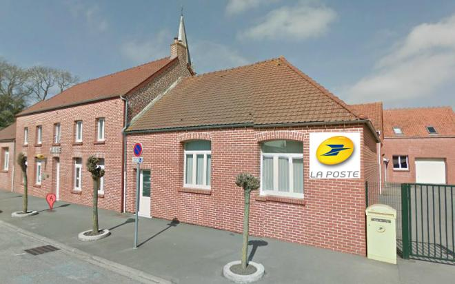 La poste wardrecques