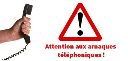 Lacleweb arnaques telephoniques
