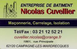 Nicolas cuvellier