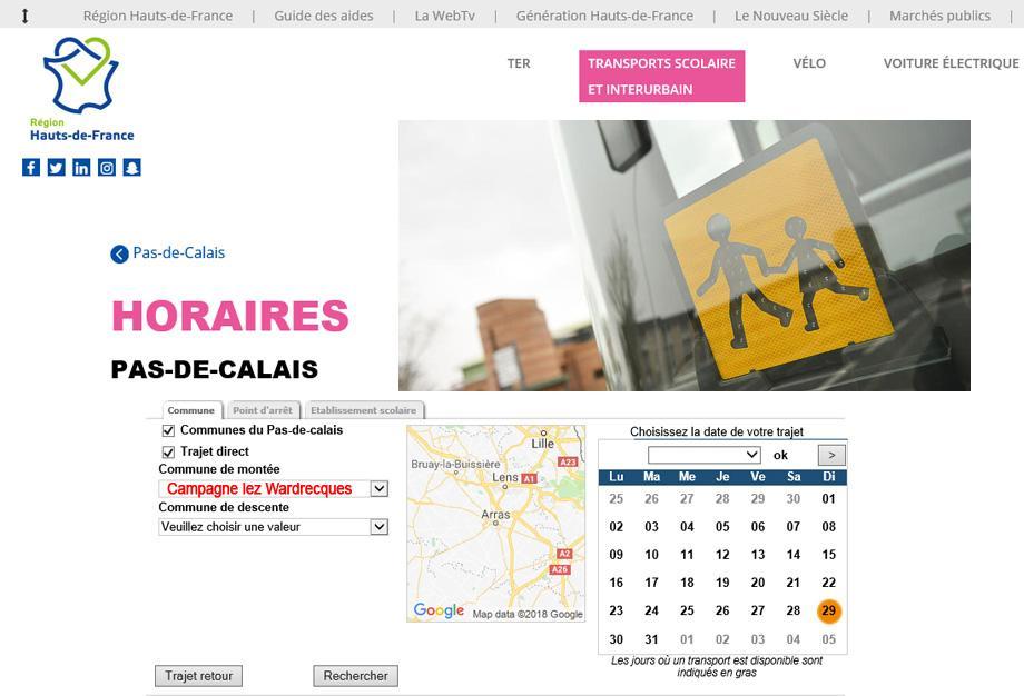 Reseau transport scolaire campagne lez wardrecques lacleweb 1 copie 1
