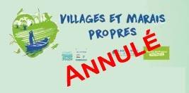 Village propre annule